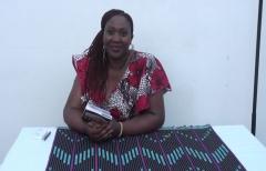 Gisèle Totin fait son entrée dans le cercle des écrivains