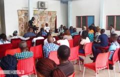 Autour d' « Hémorroïdes » d'Okri Tossou, un beau « débat littéraire » à Artisttik Africa