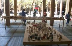 Exposition internationale : L'ex-palais de la justice fleurit aux couleurs de l'art