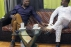 Le Centre Culturel Artisttik Africa reçoit le candidat Angelo D. HOUSSOU